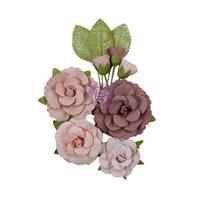 Εικόνα του Prima Marketing Χάρτινα Λουλούδια Mulberry Sharon Ziv – Mystic Roses