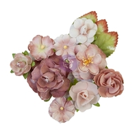 Εικόνα του Prima Marketing Χάρτινα Λουλούδια Mulberry Sharon Ziv – Mauve Dream