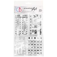 """Εικόνα του Ciao Bella Stamping Art Clear Stamps 4""""X6"""" –  Home For The Holidays"""
