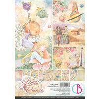 Εικόνα του Ciao Bella Creative Pad Διπλής Όψεως A4 - The Little Prince